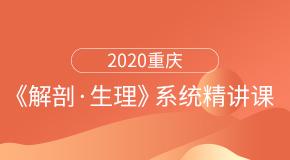2020《解剖·生理》系统精讲课