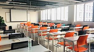 金标尺教室环境