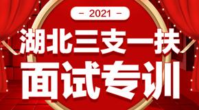 2021湖北三支一扶